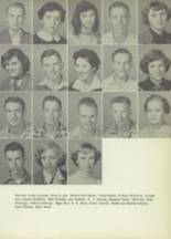 1954 Winston County High School Yearbook Page 32 & 33