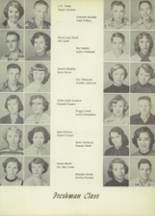 1954 Winston County High School Yearbook Page 34 & 35