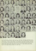 1954 Winston County High School Yearbook Page 40 & 41