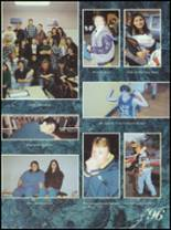 1996 Fountain Lake High School Yearbook Page 18 & 19