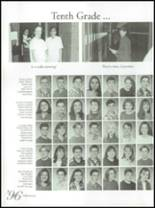 1996 Fountain Lake High School Yearbook Page 40 & 41