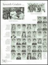 1996 Fountain Lake High School Yearbook Page 46 & 47