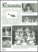 1996 Fountain Lake High School Yearbook Page 88 & 89