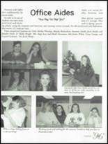 1996 Fountain Lake High School Yearbook Page 106 & 107