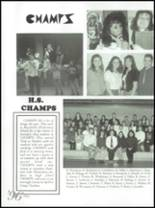 1996 Fountain Lake High School Yearbook Page 122 & 123