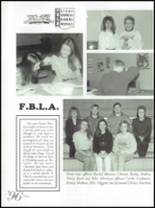 1996 Fountain Lake High School Yearbook Page 126 & 127