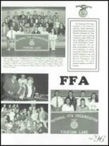 1996 Fountain Lake High School Yearbook Page 128 & 129