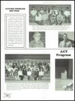 1996 Fountain Lake High School Yearbook Page 132 & 133