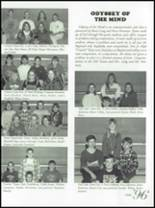 1996 Fountain Lake High School Yearbook Page 134 & 135