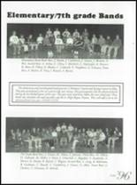 1996 Fountain Lake High School Yearbook Page 140 & 141