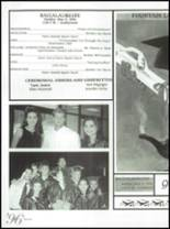1996 Fountain Lake High School Yearbook Page 158 & 159