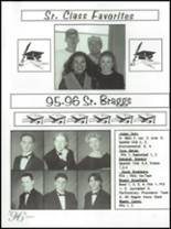 1996 Fountain Lake High School Yearbook Page 162 & 163