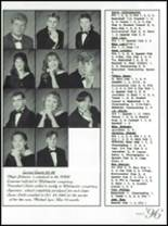 1996 Fountain Lake High School Yearbook Page 164 & 165