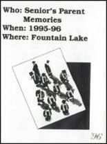 1996 Fountain Lake High School Yearbook Page 168 & 169