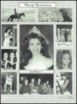 1996 Fountain Lake High School Yearbook Page 176 & 177
