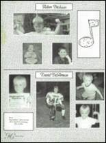 1996 Fountain Lake High School Yearbook Page 184 & 185