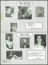 1996 Fountain Lake High School Yearbook Page 188 & 189