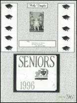 1996 Fountain Lake High School Yearbook Page 190 & 191