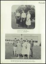 1961 Union City High School Yearbook Page 10 & 11