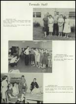 1961 Union City High School Yearbook Page 12 & 13