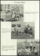 1961 Union City High School Yearbook Page 16 & 17