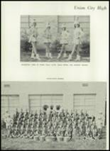1961 Union City High School Yearbook Page 18 & 19