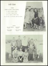 1961 Union City High School Yearbook Page 20 & 21