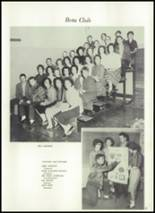 1961 Union City High School Yearbook Page 22 & 23