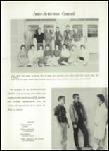 1961 Union City High School Yearbook Page 24 & 25