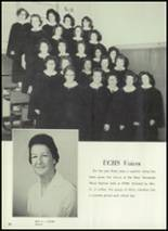 1961 Union City High School Yearbook Page 26 & 27