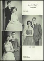 1961 Union City High School Yearbook Page 32 & 33