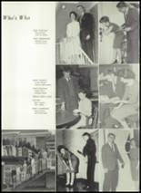 1961 Union City High School Yearbook Page 40 & 41
