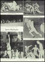 1961 Union City High School Yearbook Page 48 & 49