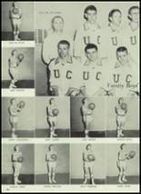 1961 Union City High School Yearbook Page 50 & 51