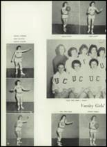 1961 Union City High School Yearbook Page 52 & 53