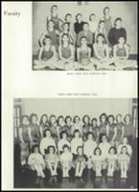 1961 Union City High School Yearbook Page 54 & 55