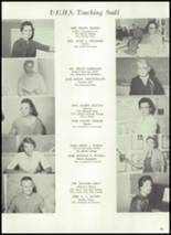 1961 Union City High School Yearbook Page 58 & 59