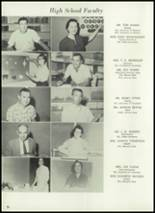 1961 Union City High School Yearbook Page 60 & 61
