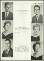 1961 Union City High School Yearbook Page 64 & 65