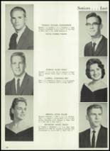 1961 Union City High School Yearbook Page 66 & 67