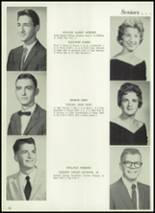 1961 Union City High School Yearbook Page 68 & 69