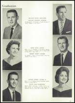 1961 Union City High School Yearbook Page 70 & 71