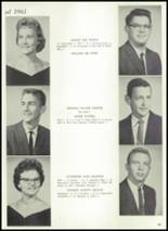 1961 Union City High School Yearbook Page 72 & 73