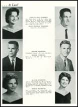 1961 Union City High School Yearbook Page 74 & 75