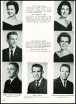 1961 Union City High School Yearbook Page 76 & 77