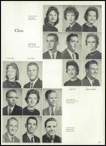 1961 Union City High School Yearbook Page 78 & 79