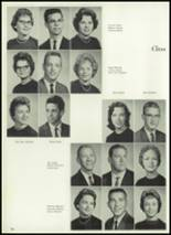1961 Union City High School Yearbook Page 80 & 81