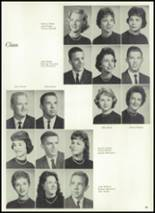 1961 Union City High School Yearbook Page 82 & 83
