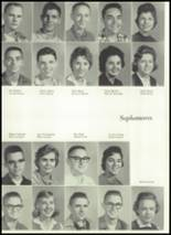 1961 Union City High School Yearbook Page 84 & 85