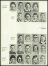 1961 Union City High School Yearbook Page 90 & 91